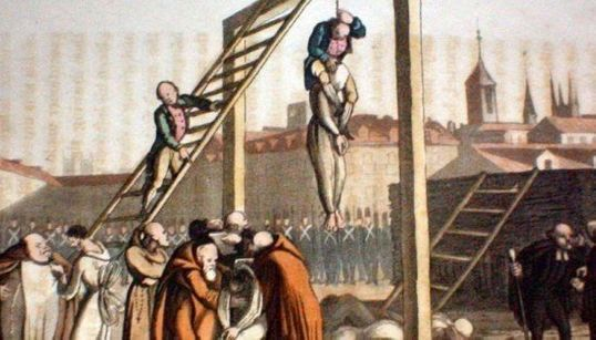 Há 140 anos, a última pena de morte do Brasil - contra um
