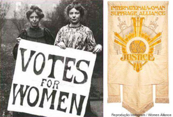 Quem foram as mulheres que lutaram pelo direito ao voto na vida
