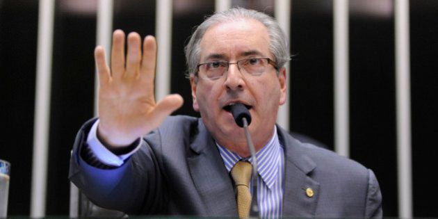 Eduardo Cunha: Pede para sair que tá