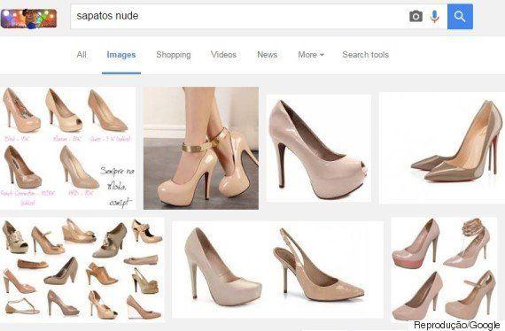 Finalmente alguém teve a óbvia ideia de fazer um sapato 'nude' que representa todas as