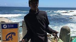 Morador de rua que limpa a praia para 'deixá-la mais bonita' consegue