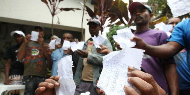 Ações de combate ao trabalho escravo resgataram 936 pessoas no Brasil em