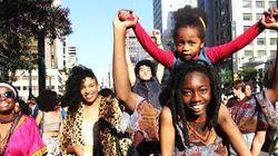 Orgulho crespo: como foi a marcha que gritou contra o racismo em