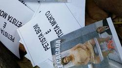 Velório de ex-presidente do PT é marcado por panfleto polêmico: 'Petista bom é petista