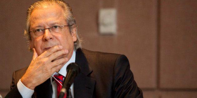 Conversas de celular mostram Dirceu discutindo ministérios de Dilma em 2014 com