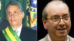 Comitiva com líder da Universal tentou colocar Cunha na Petrobras em