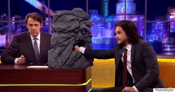 Jon Snow passa por 'detector de mentiras' para responder se está vivo ou morto