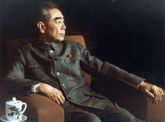 Livro revela indícios de que 1° premiê da China comunista era