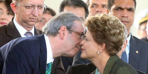 Números do Ibope mostram Dilma Rousseff e Eduardo Cunha empatados com apenas 22% de confiança popular,...
