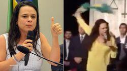 ASSISTA: 'Acabou a República da Cobra!', diz autora do impeachment de