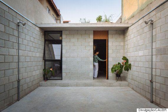 Casa de Dalva Borges, diarista e moradora da Vila Matilde em São Paulo, estará em Bienal de Arquitetura...