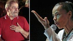 Marina pede novas eleições: 'Se o PT quiser vir de Lula, que