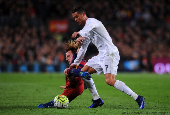 'Cristiano Ronaldo maricón'. A torcida do Barcelona é homofóbica como todas as outras. Agora é esperar...
