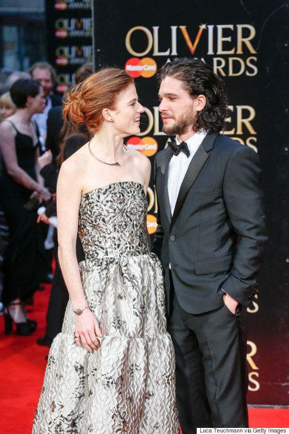 Jon Snow e Ygritte estão juntos... Mas agora na vida real também