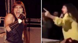 ASSISTA: Janaína Paschoal é a nova vocalista do Iron Maiden (ao menos nesta