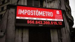 R$ 2 TRILHÕES: Brasileiros pagam valor recorde de impostos em