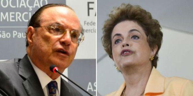 Maluf acusa Dilma de 'comprar' votos contra impeachment com