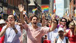 UAU! Justin Trudeau cumpre promessa e se torna 1º premiê a participar da Parada Gay
