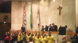 Vereadores transformam Câmara de São Paulo em