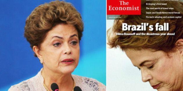Revista britânica prevê desastres econômico e político para o