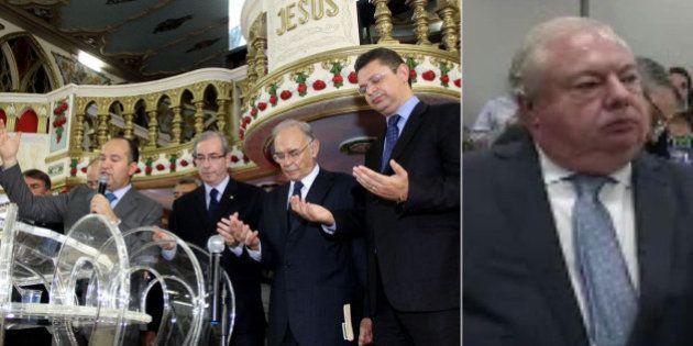Lobista que acusou Cunha na Lava Jato fez repasse à Assembleia de Deus, igreja frequentada pelo presidente...