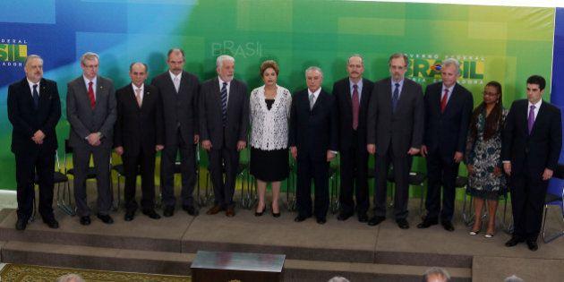 Dilma: todo ministro deve dialogar com parlamentares, prefeitos e