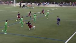 ASSISTA: Criançada sub-13 do Barcelona joga tão bem quanto esquadrão de