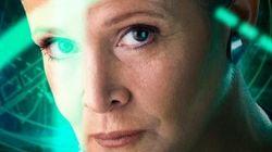 Carrie Fisher: 'Parem de discutir se eu envelheci bem ou