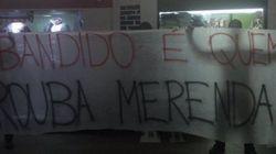ASSISTA: 'Cadê a merenda?'. Agora é a torcida do São Paulo quem quer