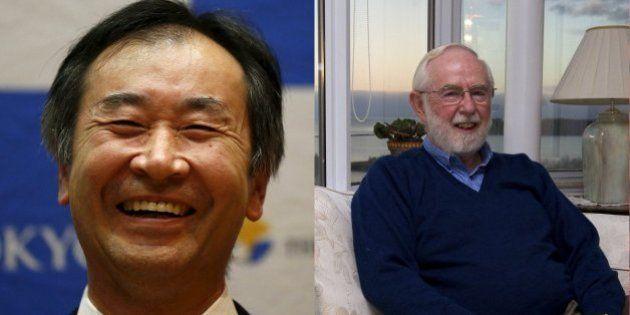Nobel de Física premia dupla que comprovou massa dos