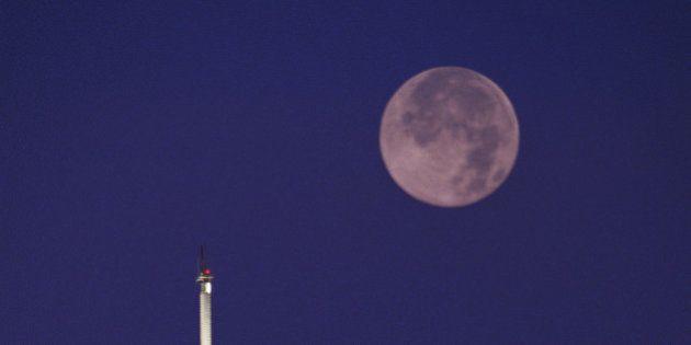 Nesta sexta (31) tem 'Lua Azul'! Saiba o melhor horário para