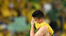 Estudo diz que 38% dos jogadores de futebol sofrem de