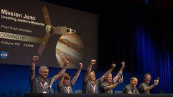 'Júpiter conquistado': Após jornada de 5 anos, sonda Juno já está na órbita do