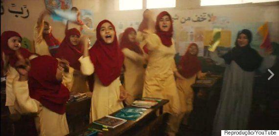 Campanha com o remake de 'Wannabe' das Spice Girls quer acabar com a desigualdade de