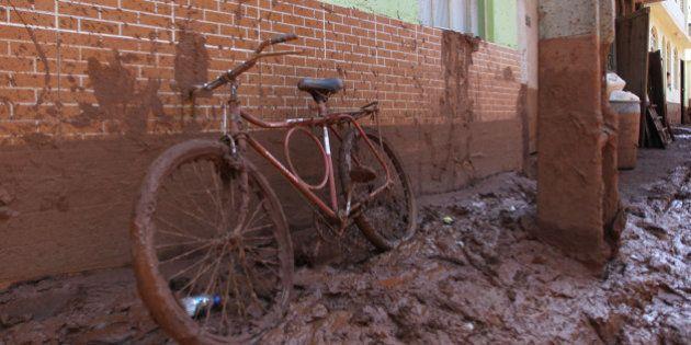 Barragem da Samarco em Mariana já tinha falhas há quatro