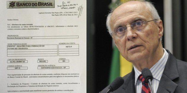 Após deixar cargo na prefeitura, Eduardo Suplicy doa todo o salário que recebeu a Fundo de