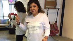 Roberta Miranda ultrapassou barreiras metalinguísticas ao usar camiseta com próprio