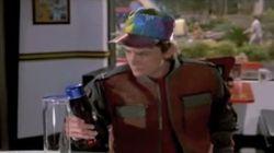 Pepsi vai lançar garrafa do filme 'De Volta Para o Futuro