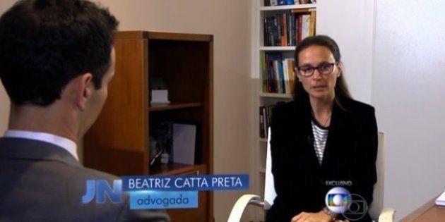 A fala de Catta Preta no Jornal Nacional não deveria derrubar