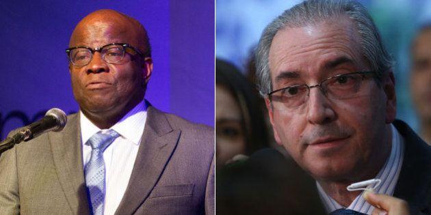 Joaquim Barbosa critica Cunha, PSDB e os políticos que 'só pensam no dinheiro das