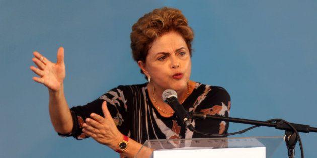 Dilma prepara contraofensiva para recuperar sua