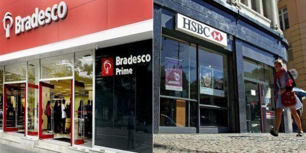 Bradesco vai desembolsar R$ 17,6 bilhões para assumir toda operação do HSBC no