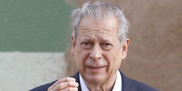 Ex-ministro José Dirceu é preso na 17ª fase da Operação Lava