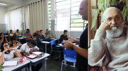 ASSISTA: Debatedores atacam até Paulo Freire para abordar 'doutrinação nas