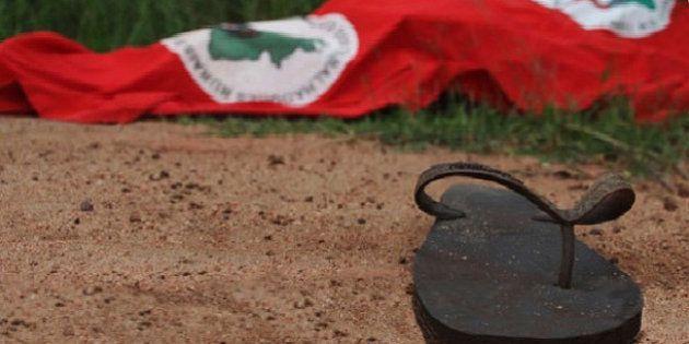 Confronto com a Polícia Militar deixa ao menos dois sem-terra mortos no interior do