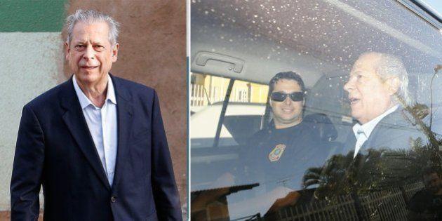 Ministério Público Federal aponta José Dirceu como 'agente instituidor' de esquema de corrupção na