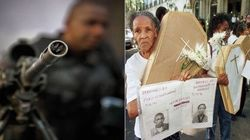 ESTUDO: PM do Rio mata 2 por dia, quase sempre negro e