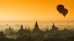 ASSISTA: Conheça Bagan, o destino turístico do momento na