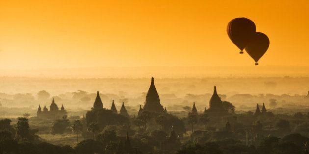 Conheça Bagan, o destino turístico do momento na Ásia