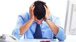 Estresse no trabalho aumenta muito risco de doença
